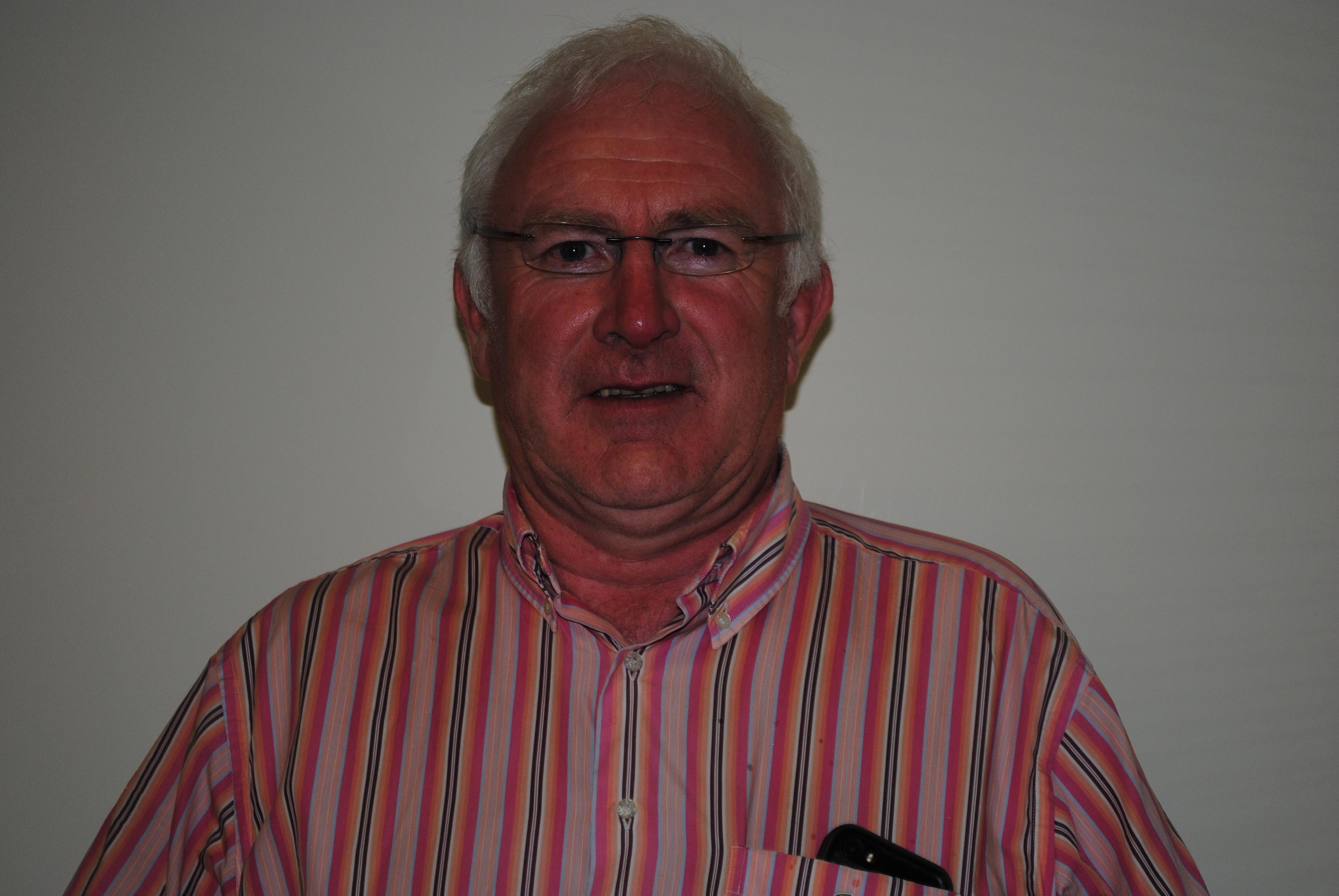 Gary Prendergast