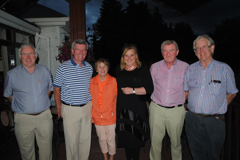 Kildare Homeless Care CLG Golf Classic 2015