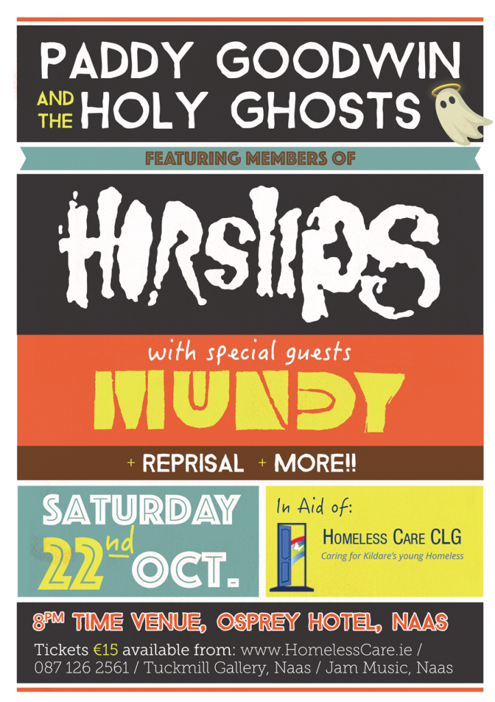 Paddy Goodwin & The Holy Ghosts